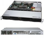 Supermicro SERVER SYS-6019P-MTR (X11DPL-I, CSE-813MF2TQC-R608CB) (LGA 3647, 8xDDR4 Up to 2TB ECC 3DS LRDIMM, 4x 3.5